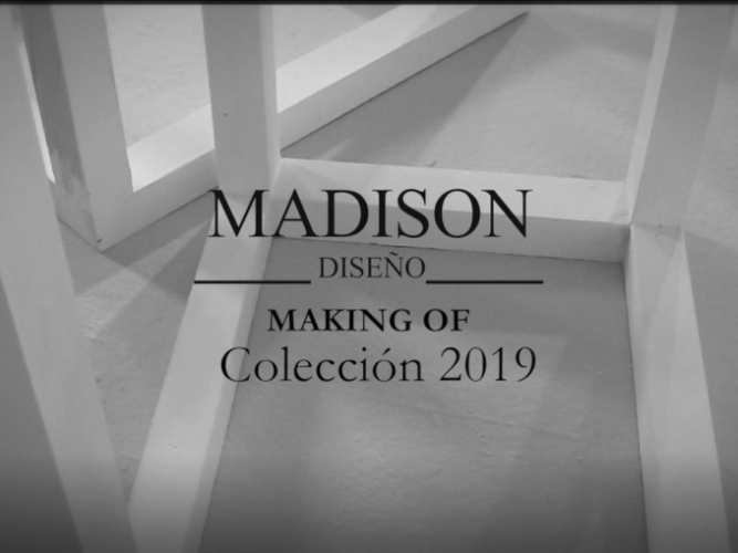 Making of colección 2019
