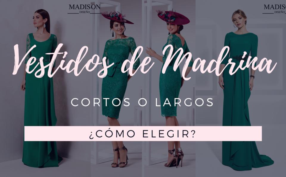 Vestidos De Madrina Cortos Y Largos Cómo Elegir Vestidos
