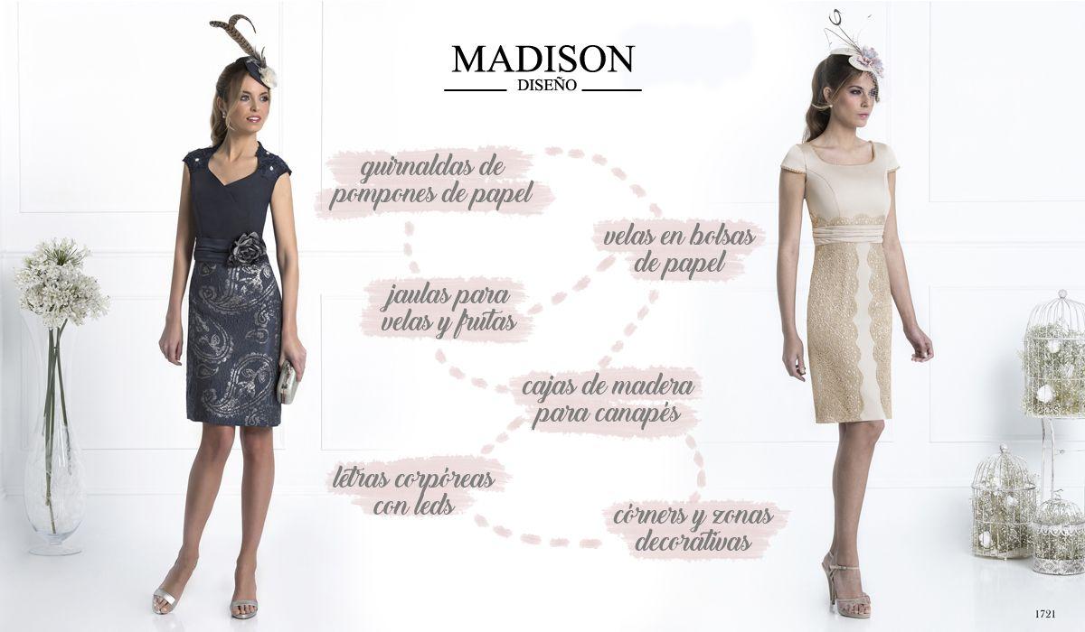 decoración eventos Madison
